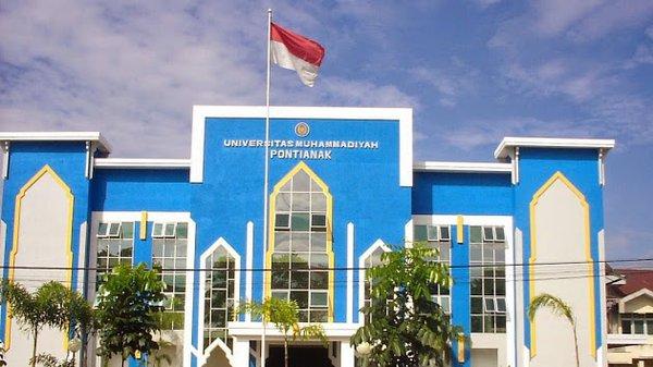 Kampus Swasta di Pontianak